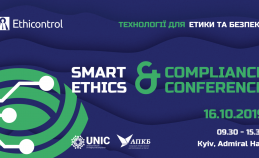Hands-on conference which is dedicated to World Ethics Day: Smart Ethics, Security & Compliance
