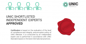 Shortlisted Independent Experts for Certification