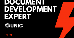 UNIC announces a selection process for a Document Development Expert for the Project