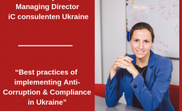 How do the compliance systems of the international companies work in Ukraine?