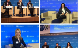 Global Anticorruption and Integrity Forum, OECD, Paris